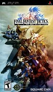 Final Fantasy Tactics: The War of the Lions boxshot