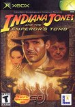 Indiana Jones and the Emperor's Tomb boxshot