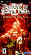 Dungeon Explorer: Warriors of Ancient Arts boxshot