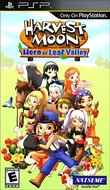 Harvest Moon: Hero of Leaf Valley boxshot