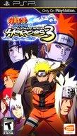 NARUTO SHIPPUDEN: Ultimate Ninja Heroes 3 boxshot