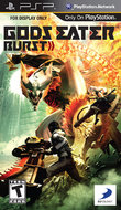 God Eater Burst boxshot