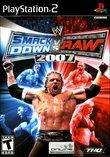WWE SmackDown vs. Raw 2007 boxshot