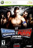 WWE Smackdown vs. Raw 2010 boxshot