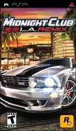 Midnight Club: L.A. Remix boxshot