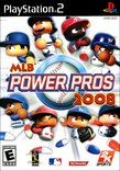 MLB Power Pros 2008 boxshot