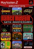 Namco Museum: 50th Anniversary Arcade Collection boxshot