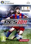 Pro Evolution Soccer 2011 boxshot