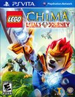 LEGO Legends of Chima: Laval's Journey boxshot