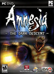 Amnesia: The Dark Descent boxshot