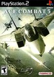 Ace Combat 5: The Unsung War boxshot