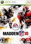 Madden NFL 10 boxshot