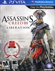 Assassin's Creed III: Liberation boxshot
