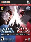 City of Heroes Good vs. Evil Combined Edition boxshot