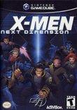 X-Men Next Dimension boxshot
