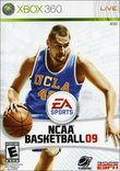 NCAA Basketball 09 boxshot