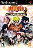 Naruto: Ultimate Ninja boxshot