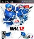 NHL 12 boxshot