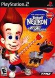 Jimmy Neutron Jet Fusion boxshot