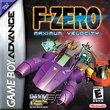 F-Zero: Maximum Velocity boxshot