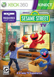 Kinect Sesame Street TV boxshot