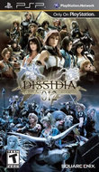 Dissidia 012[duodecim] Final Fantasy boxshot