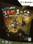 Earthworm Jim 1&2: The Whole Can 'O Worms boxshot