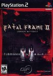 Fatal Frame 2: Crimson Butterfly boxshot