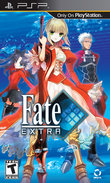 Fate/Extra boxshot