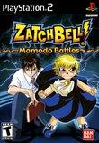 Zatch Bell! Mamodo Battles boxshot