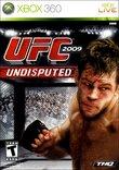 UFC 2009 Undisputed boxshot