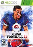 NCAA Football 11 boxshot