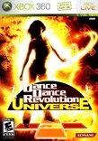 Dance Dance Revolution Universe boxshot