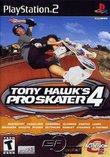 Tony Hawk's Pro Skater 4 boxshot