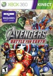 Marvel Avengers: Battle for Earth boxshot