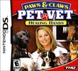 Paws & Claws Pet Vet: Healing Hands boxshot