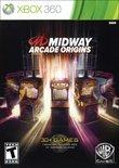 Midway Arcade Origins boxshot