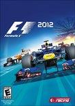 F1 2012 boxshot