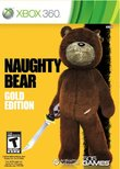 Naughty Bear Gold Edition boxshot