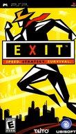 Exit boxshot