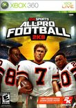 All-Pro Football 2K8 boxshot