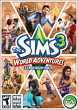 The Sims 3 World Adventures boxshot