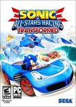 Sonic & All-Stars Racing Transformed boxshot