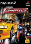 Midnight Club: Street Racing boxshot