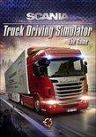 Scania: Truck Driving Simulator boxshot