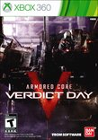 Armored Core: Verdict Day boxshot