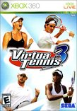 Virtua Tennis 3 boxshot