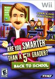 Are You Smarter Than a 5th Grader: Back to School boxshot