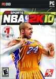 NBA 2K10 boxshot