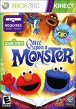 Sesame Street: Once Upon a Monster boxshot